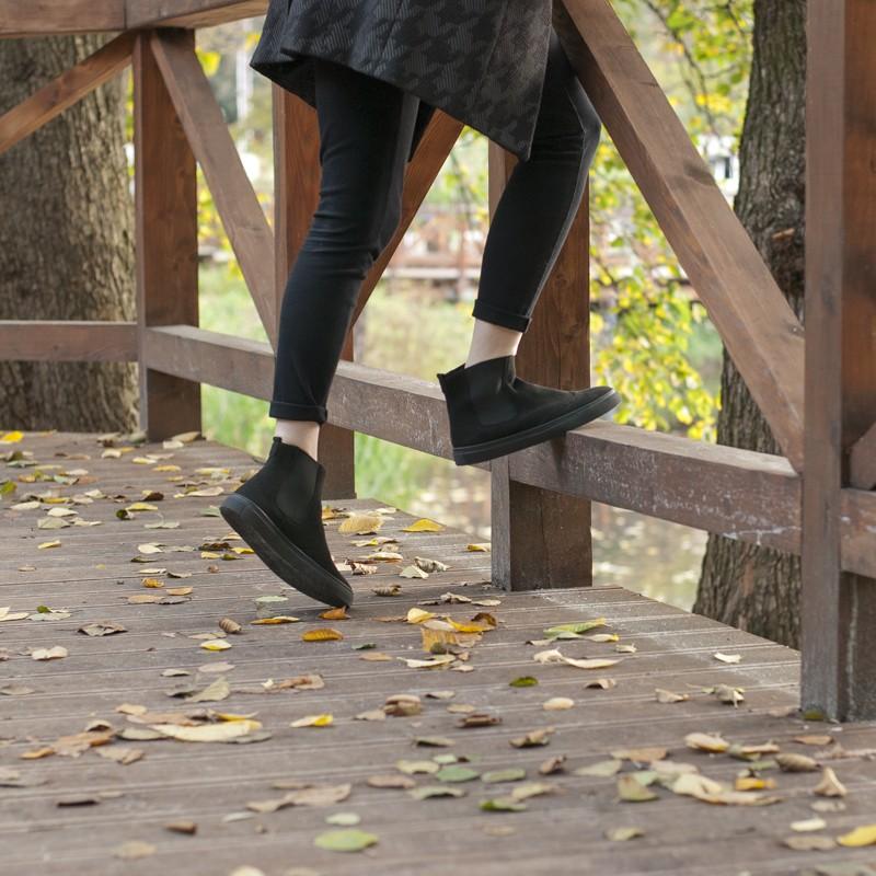 Sandały PAXOS PET niebieskie