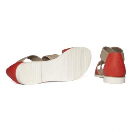 Sneakersy BARE białe